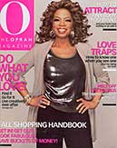 Oprah's O Magazine features Phil Campbell's Sprint 8 cardio  program in a two-page cardio fitness article and on the cover as: The fastest-working workout